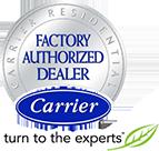 Factory Authorized Dealer Logo