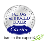 A Factory Authorized Carrier Dealer