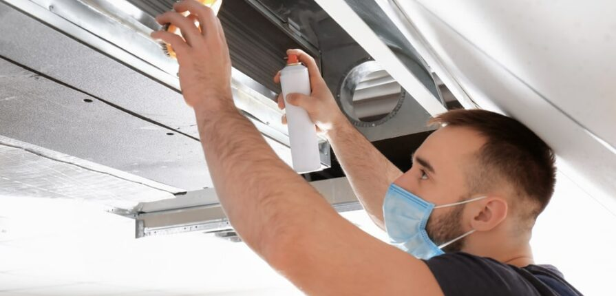 Air Duct Cleaning in Calgary