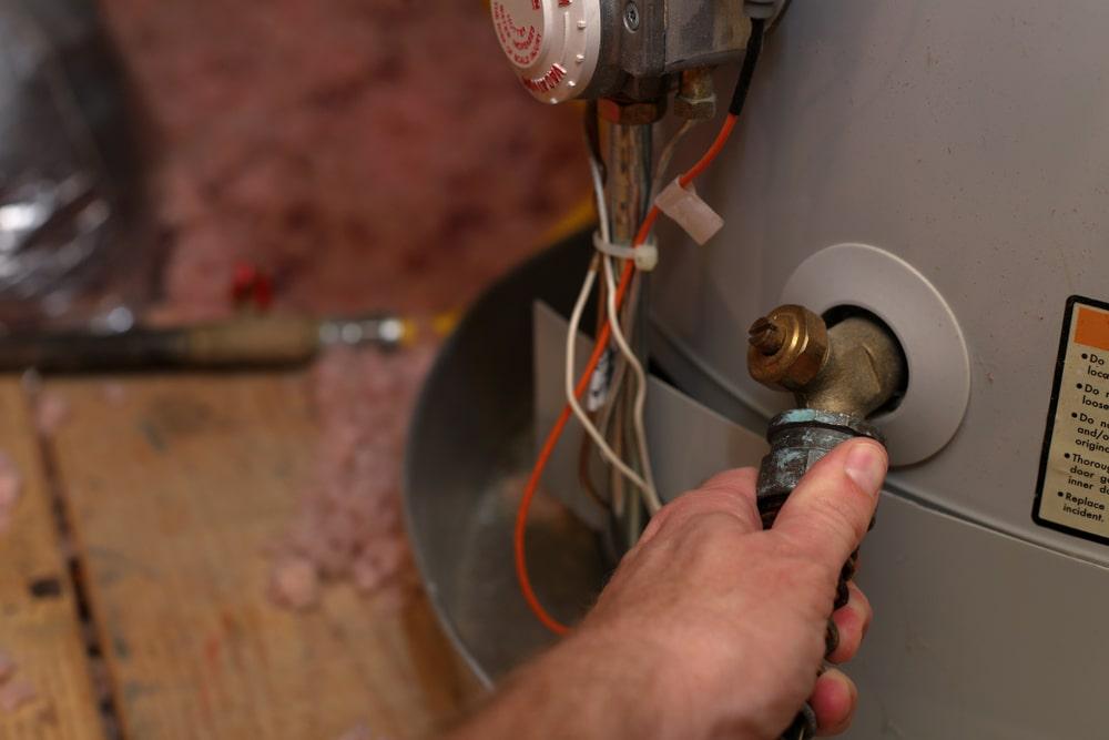 Replacing Hot Water Tank