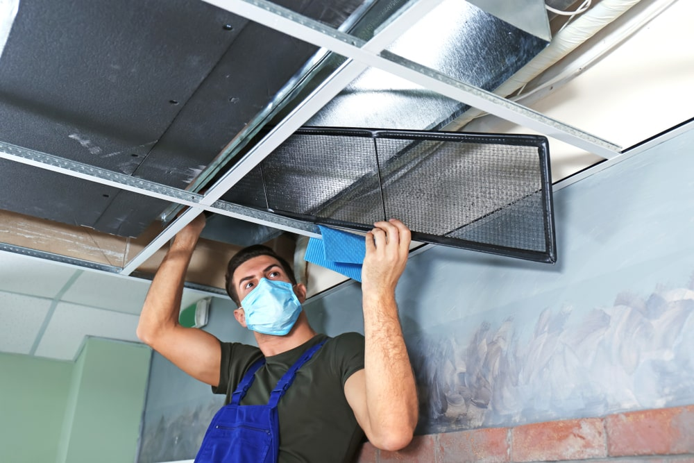 Why Air duct cleaning is important