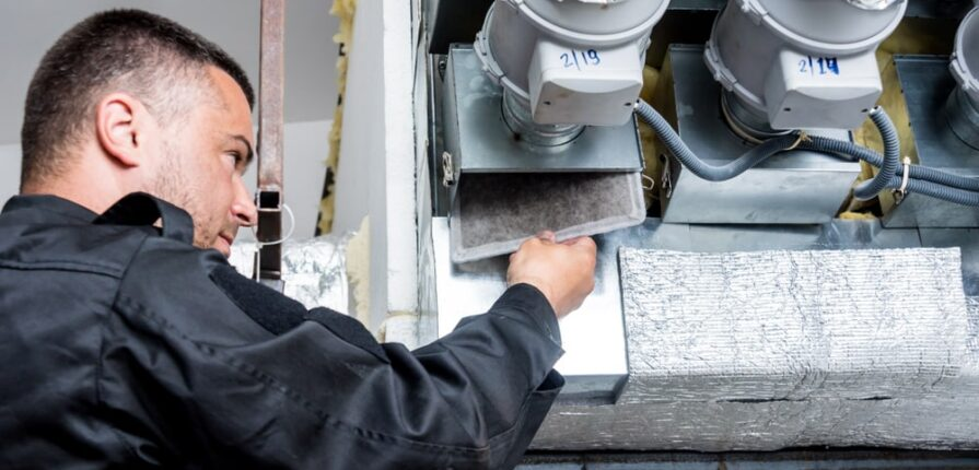 Air duct cleaning service Calgary
