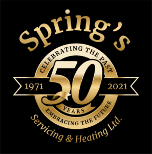 Springs 50 Anniversary Logo