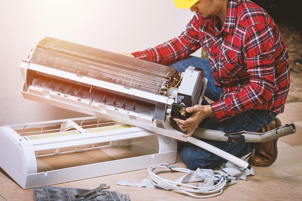 Air conditioning repair Calgary