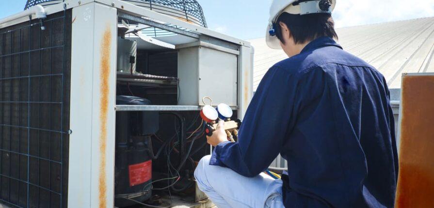 Carrier furnace service